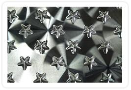 ウロコ星形板